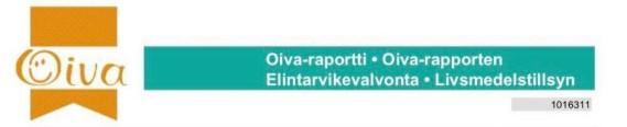 Oiva Raportti